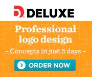 Deluxe - Logo Design