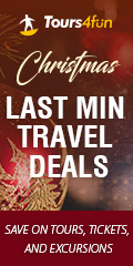 Christmas Travel Deals: Up to 15% Off Holiday Tours and Activities