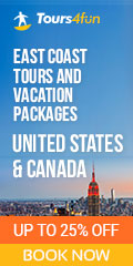 Save on Fun in US & Canada East: 25% off!