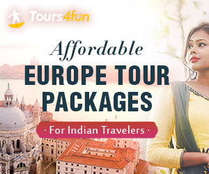 Affordable Europe Tour Packages for Indian Travele