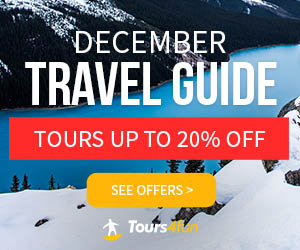 The December Travel Guide is here! Start your Wint