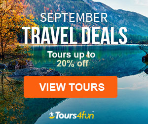 The September Travel Guide is here! Maximize your