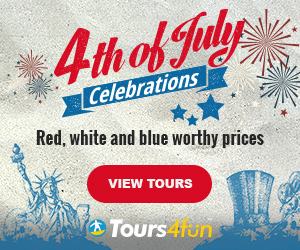 Exclusive 4th of July Sale!