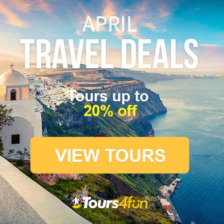 April Travel Guide 2018