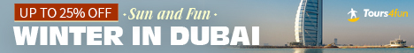 Winter in Dubai: up to 25% Off
