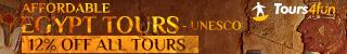 Affordable Egypt Tours UNESCO Egypt Tours on Sale