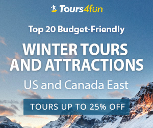 America's Best Nature Attractions in Winter: Tours up to 25% Off