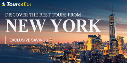 Discover the best tours from New York!