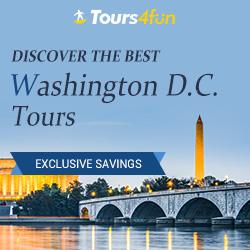 Discover the best Washington DC Tours!