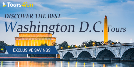 Discover the best Washington DC Tours!
