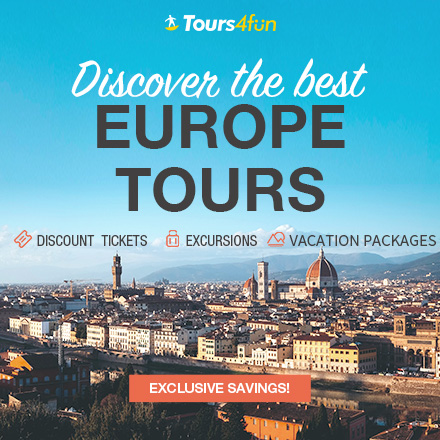 Exclusive savings! Discover the best Europe tours.