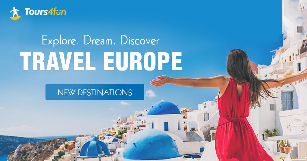 Travel Europe - New Destinations