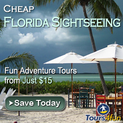 Cheap Florida Sightseeing