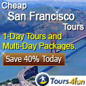 Cheap San Francisco Tours