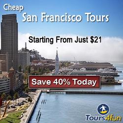 Cheap San Francisco Tours