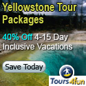 Yellowstone Tour Packages