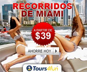 Recorridos de Miami
