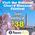 Cherry Blossom Tours Starting at $38