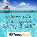 Where Will You Spend Spring Break