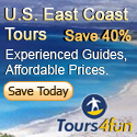 U.S. East Coast Tours