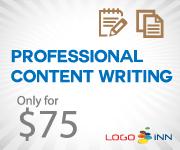 Content Writing only for $75 - Logoinn