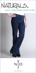Not Your Daughter's Jeans are made for real women with real curves. Look a size smaller!