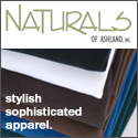 Shop Women's Apparel at Naturals of Ashland