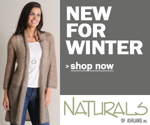 Find all the newest styles for Winter at Naturals of Ashland Inc.