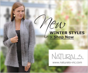 Shop New Winter Styles At Naturals Inc
