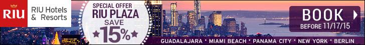 Riu Plaza Hotels