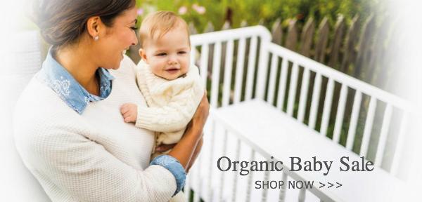 Organic Baby Sale