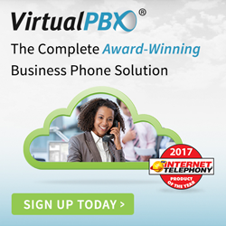 The Complete Award-Winning Business Phone Solution - Sign Up For VirtualPBX!