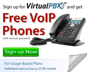 Usage Based/ Free VoIP Phones