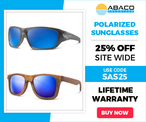 25% Off Sitewide Abaco Polarized