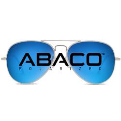 Abaco Aviator Sunglasses Logo