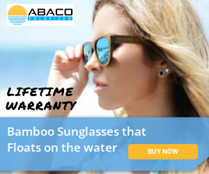 Bamboo Sunglasses that Floats