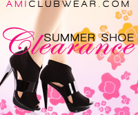 2009 Summer Shoe Clearance