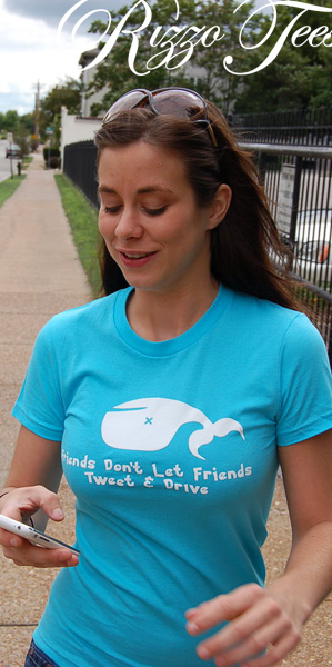 Tweet and Drive t-shirt