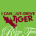 Outdrive Tiger t-shirt