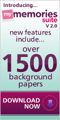 My Memories Suite Version 2 Digital Scrapbooking Software Includes 1500 Papers