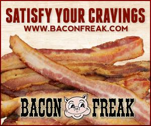 The Bacon Superstore - Baconfreak.com