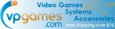 vp games - buy. save. play.