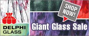 Giant Art Glass Sale