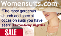 Most Gorgeous Church & Special Occasion Suits.