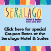 Seralago Hotel & Suites special coupon rate