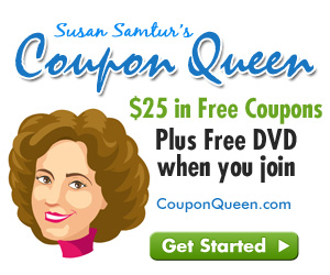 FREE $25 of your Favorite Coup...