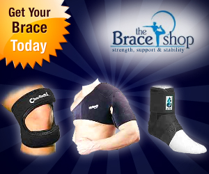 Braceshop.com-Extremity Braces, Therapy Products & Accessories for baseball injuries! 300x250 banner