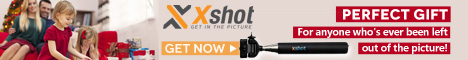 XShot extender for photo and gadget fans