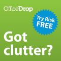 Got Clutter, Go Paperless, Get OfficeDrop!