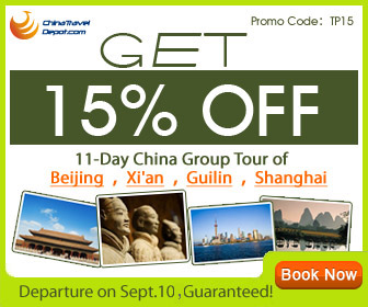 11-Day China Group Tour of Beijing?Xi'an?Guilin?Shanghai